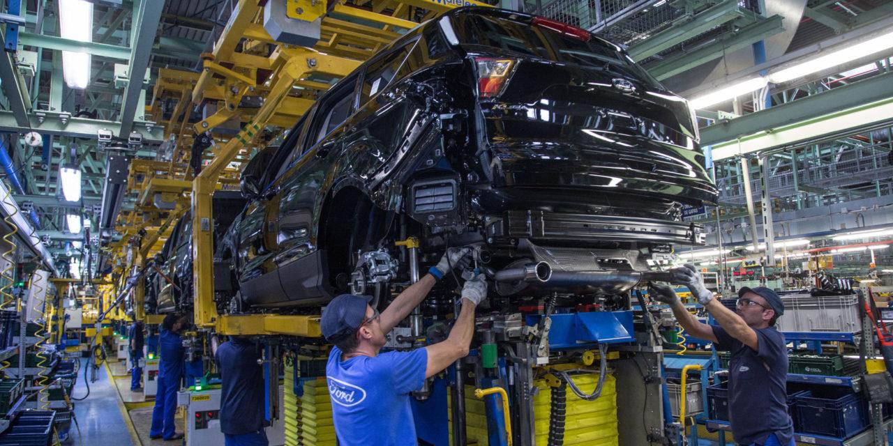 Ford Valencia para la producción a partir de esta noche hasta el 12 de mayo