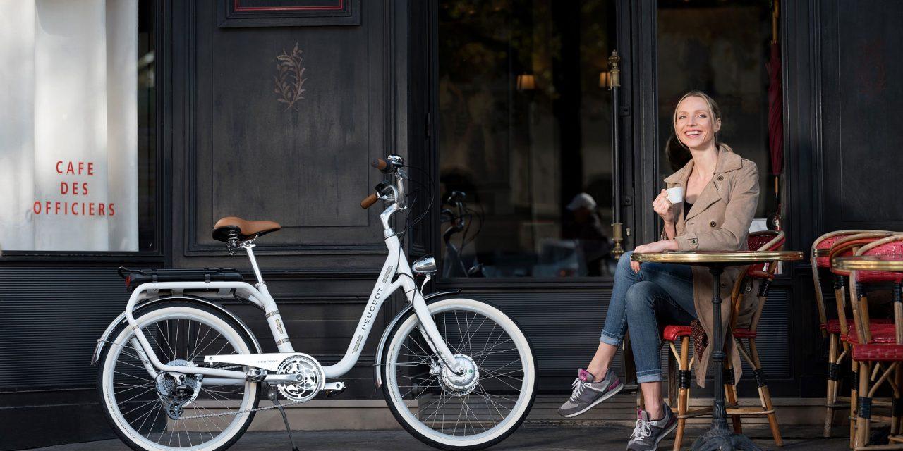Peugeot Legend eLC01: la nueva bicicleta con estética retro y 70 km de autonomía