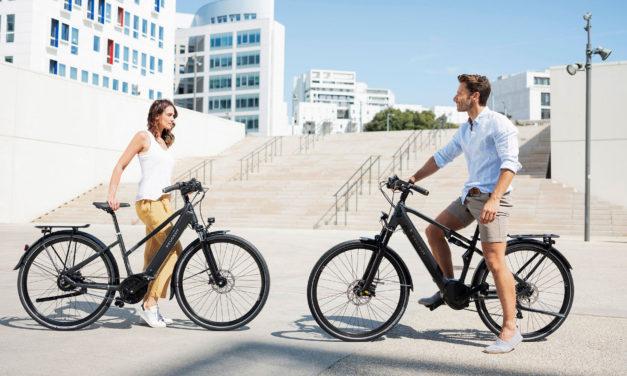 Peugeot lanza ocho nuevas bicicletas eléctricas