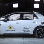 El Volkswagen ID.3 obtiene las cinco estrellas Euro NCAP