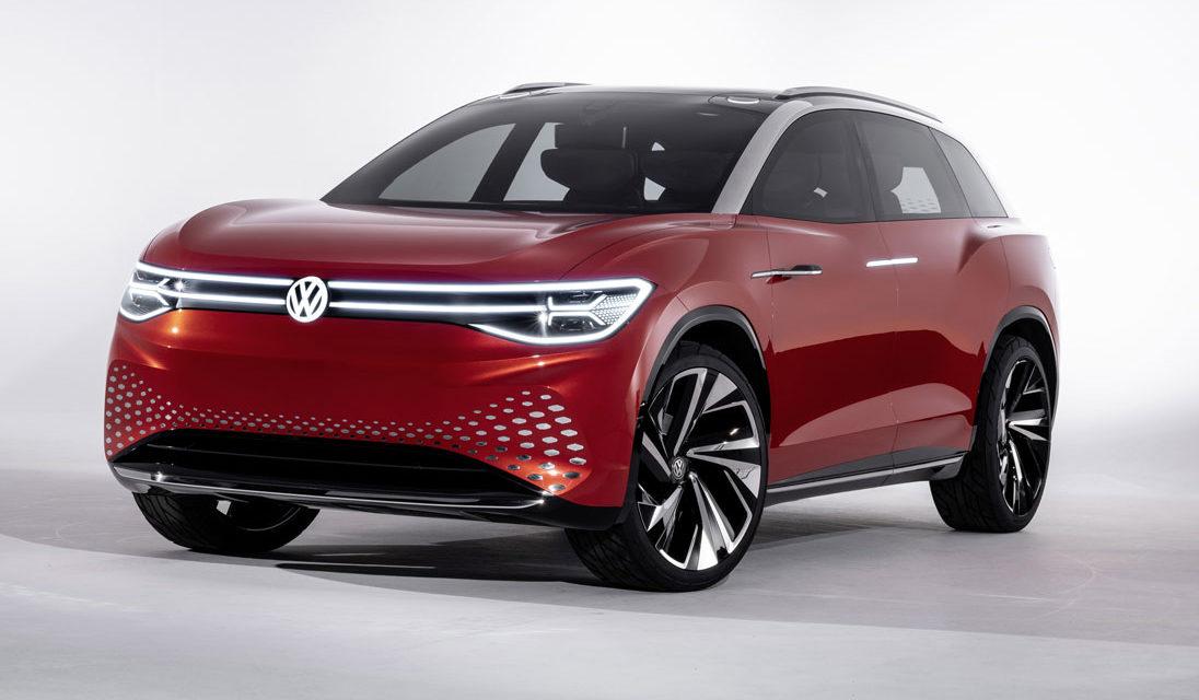 Volkswagen anticipa su nuevo SUV eléctrico ID. ROOMZZ