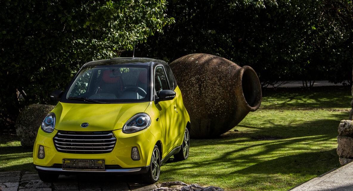 Invicta Electric D2S: el coche eléctrico más barato del mercado
