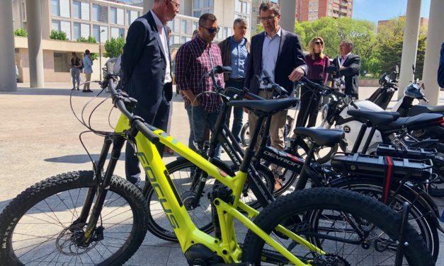 Murcia tendrá bicicletas eléctricas y puntos de recarga gracias a ayudas europeas