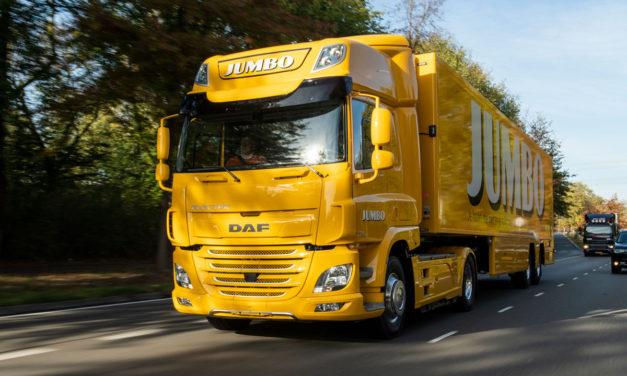 DAF entrega su primer camión 100% eléctrico