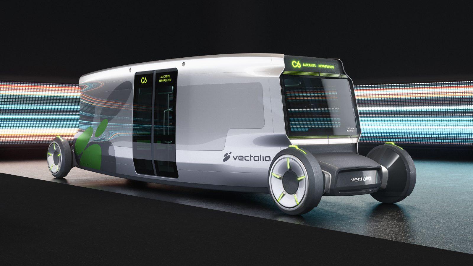 Vectalia Streat Bus™