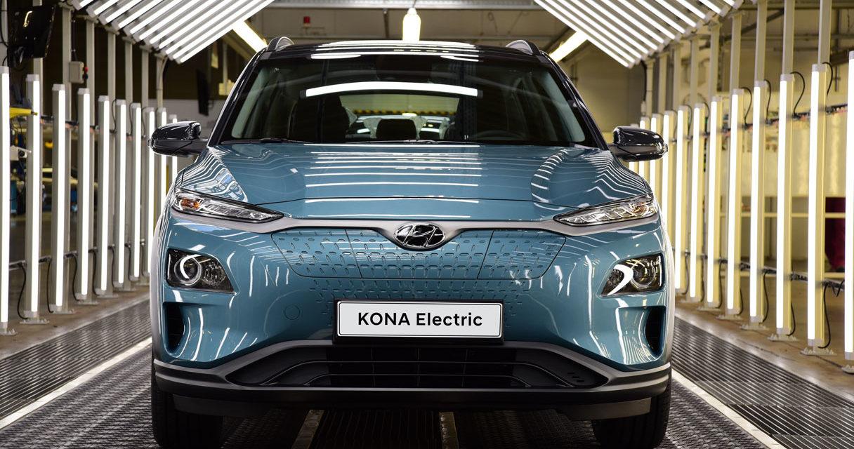 Hyundai triplica la capacidad de producción del Kona eléctrico para reducir ratios de espera