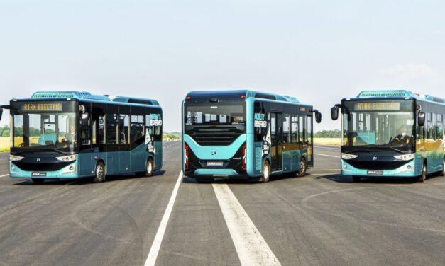 Un autobús completamente eléctrico une por primera vez Barcelona y Madrid