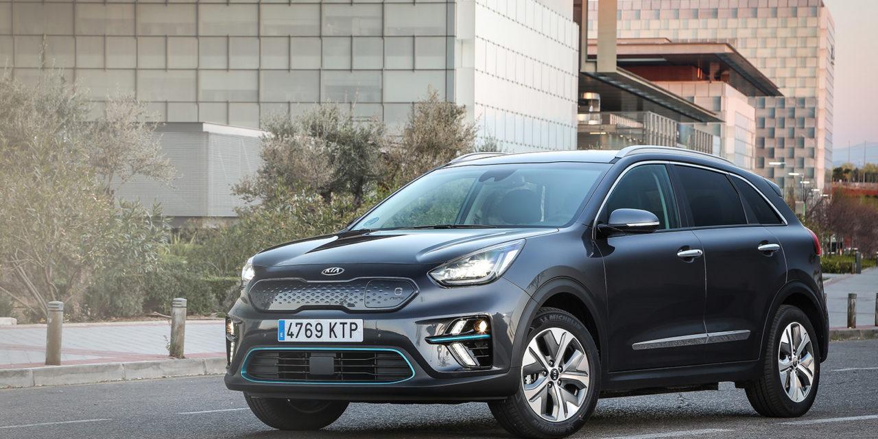 Los vehículos eléctricos impulsan las ventas de KIA en 2019
