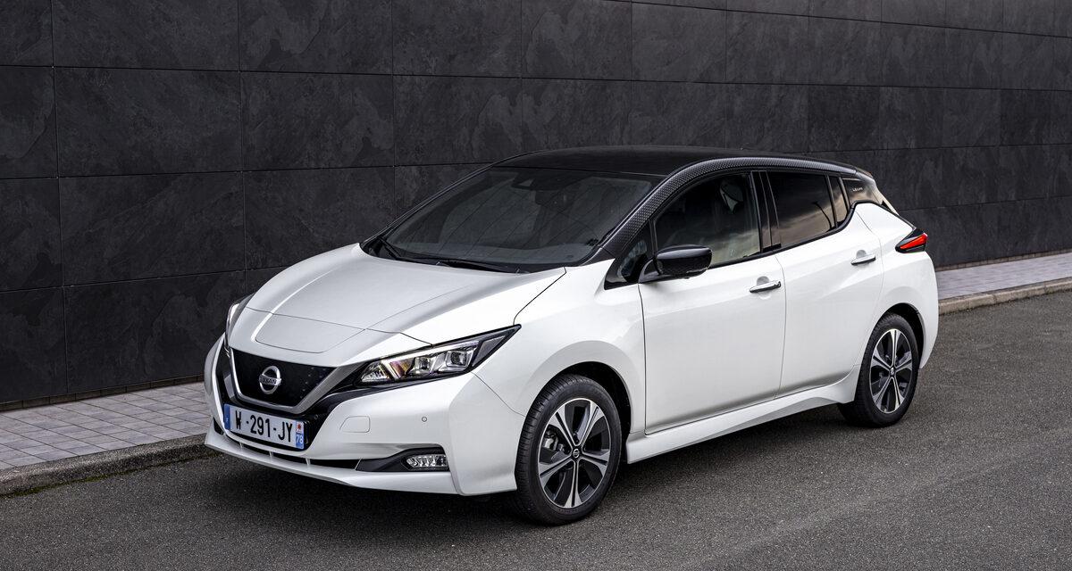 Nissan lanza el LEAF10, una versión conmemorativa para celebrar su 10 aniversario