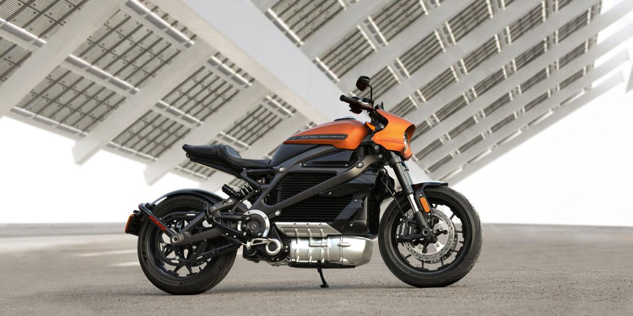 Harley revela precios y más detalles de su moto eléctrica LiveWire