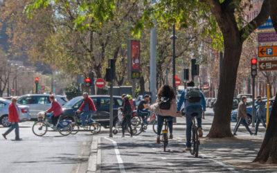 En vigor la ordenanza de movilidad de València con importantes novedades