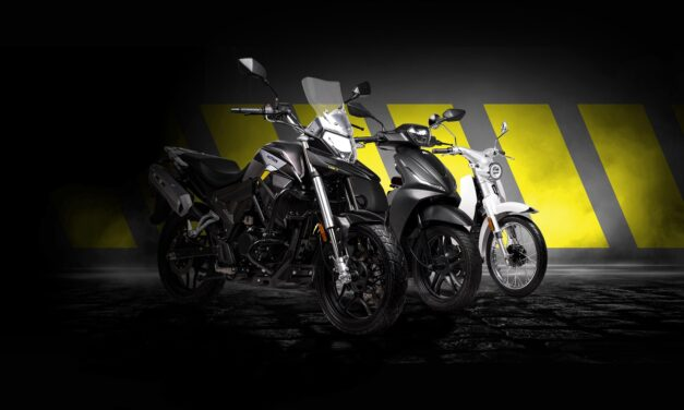 Motron Motorcycles, nueva marca de motos con cuatro modelos eléctricos