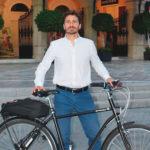 «Trabajamos para promover el uso de la bicicleta como vehículo silencioso, limpio, asequible y sostenible»
