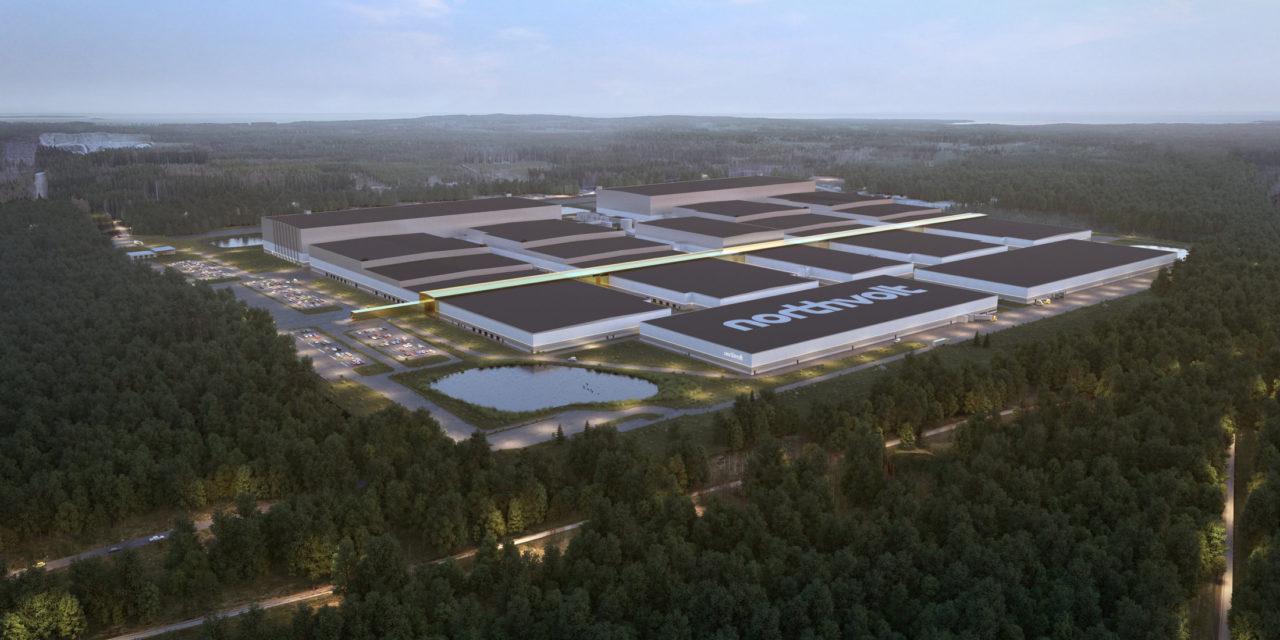 Volkswagen adquiere un 20% de las acciones del productor de baterías Northvolt AB