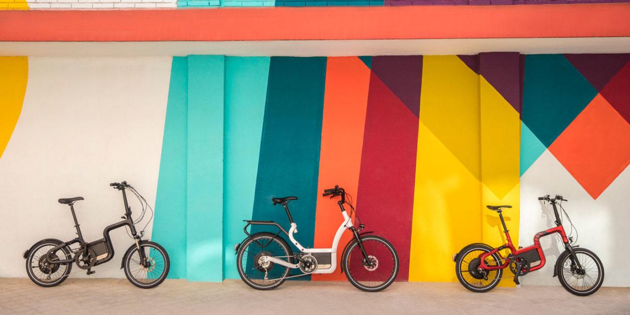 Kymco renueva sus gama de bicicletas eléctricas con mejoras en conectividad y seguridad