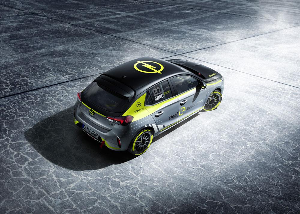 Opel Corsa eRally