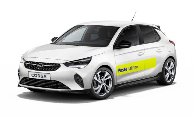 El servicio de correos de Italia adquiere 1.700 Opel Corsa eléctricos para su flota