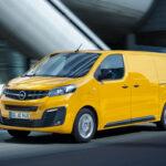 Opel Vivaro-e 100% eléctrico, reparto sin emisiones