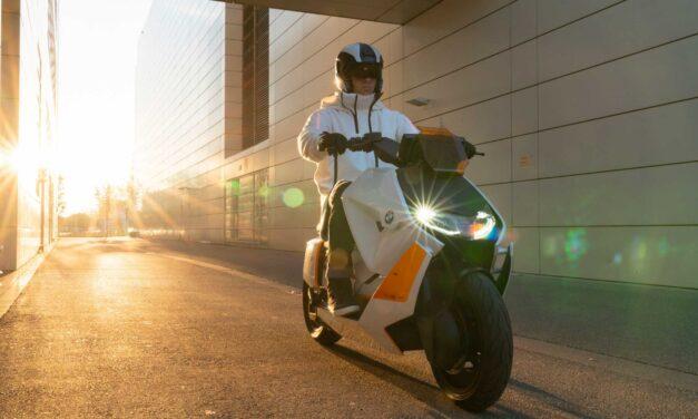 BMW Motorrad prepara un scooter eléctrico urbano con el que quiere revolucionar el segmento