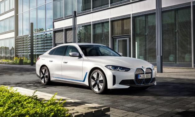 El eléctrico BMW i4 llegará a finales de año con hasta 590 km de autonomía