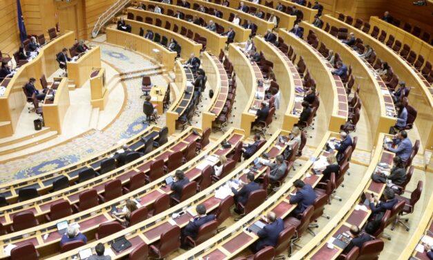 El Senado da luz verde a la futura ley de Cambio Climático