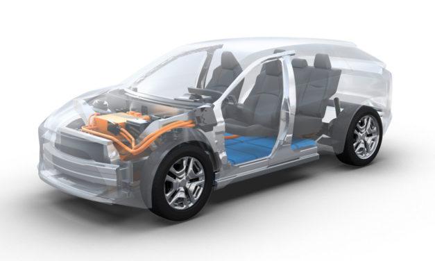 Toyota y Subaru acuerdan el desarrollo conjunto de un SUV eléctrico