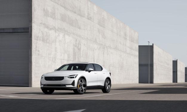 Polestar, la marca eléctrica de Volvo Cars, desvela su Polestar 2