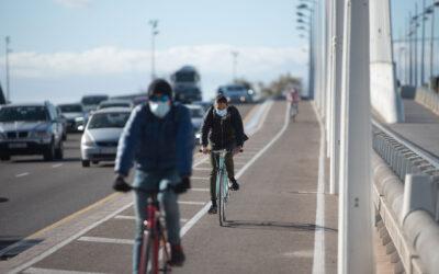 Las ciclistas creen que la Fiscalía carga contra ellos sin atender a su seguridad