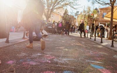Revuelta por unos entornos escolares sin tráfico
