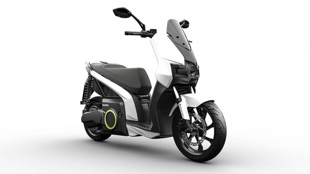 Oferta pre-reserva de la S01, la nueva moto eléctrica de Silence