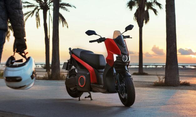 La scooter 125 eléctrica SEAT MÓ llega al mercado