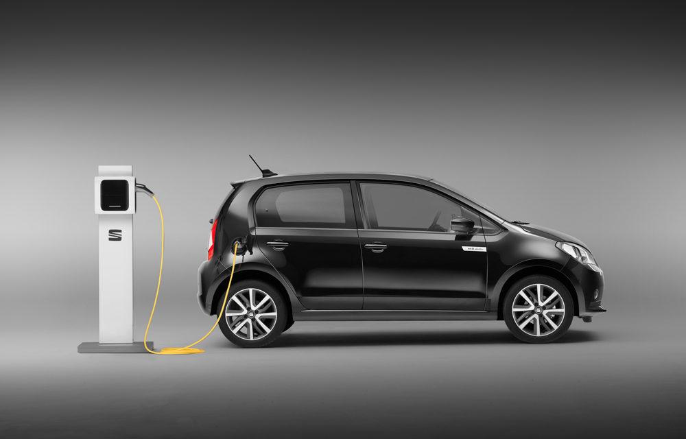 SEAT arranca su oferta eléctrica con el urbanita Mii electric