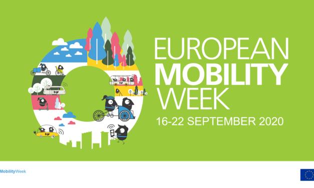La Semana Europea de la Movilidad (SEM) 2020 se celebra del 16 al 22 de septiembre