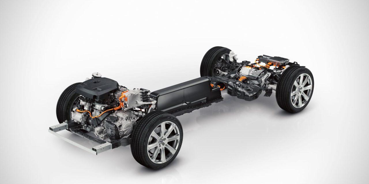 Volvo apuesta por su electrificación con un acuerdo millonario con fabricantes de baterías asiáticos