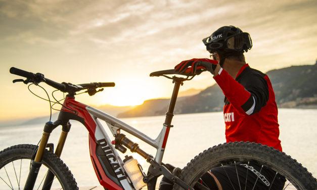 Ducati presenta la MIG-RR, su primera mountain bike eléctrica