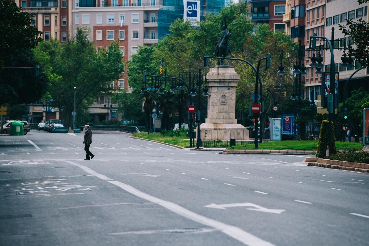 Un respiro para València. Foto: Kike Taberner