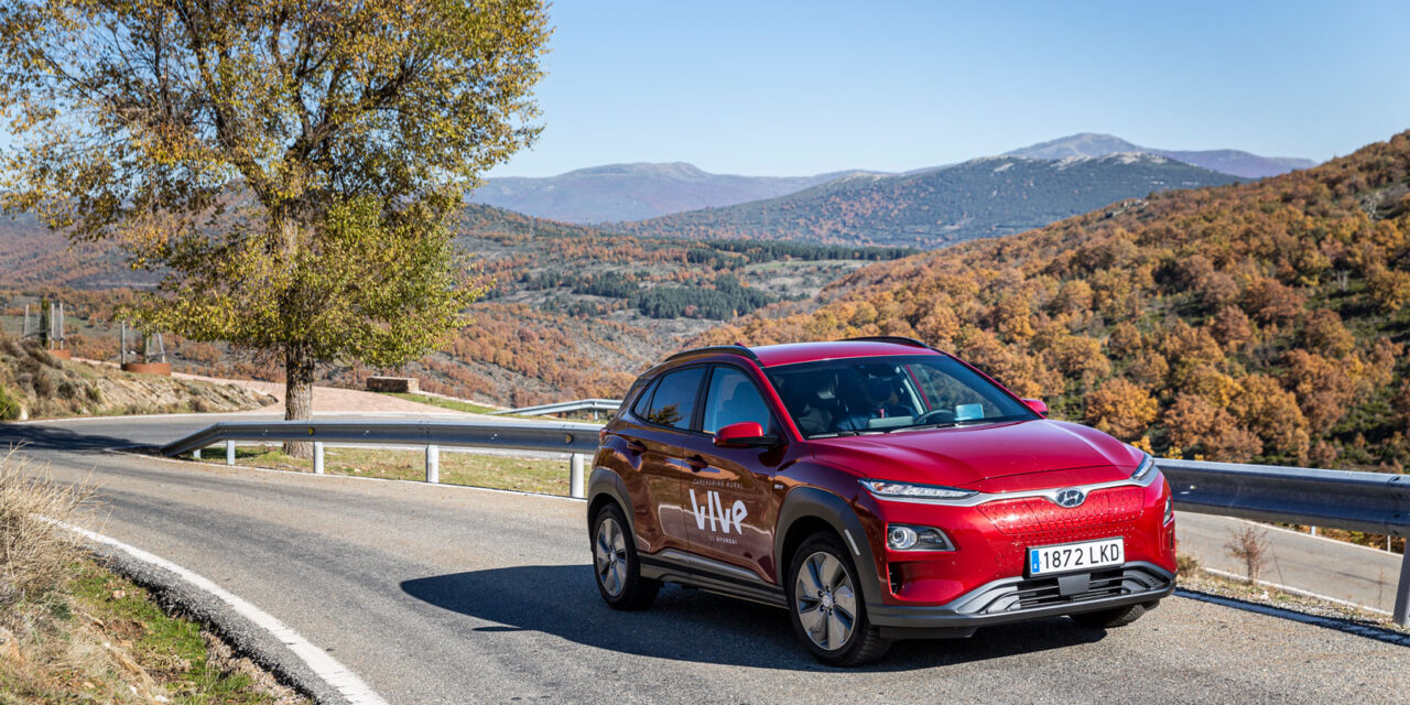 Hyundai extiende su plan VIVe de carsharing rural 100% eléctrico a más poblaciones