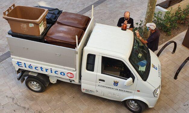 La Diputació de Valencia concede un millón de euros para la compra de vehículos eléctricos y puntos de recarga municipales