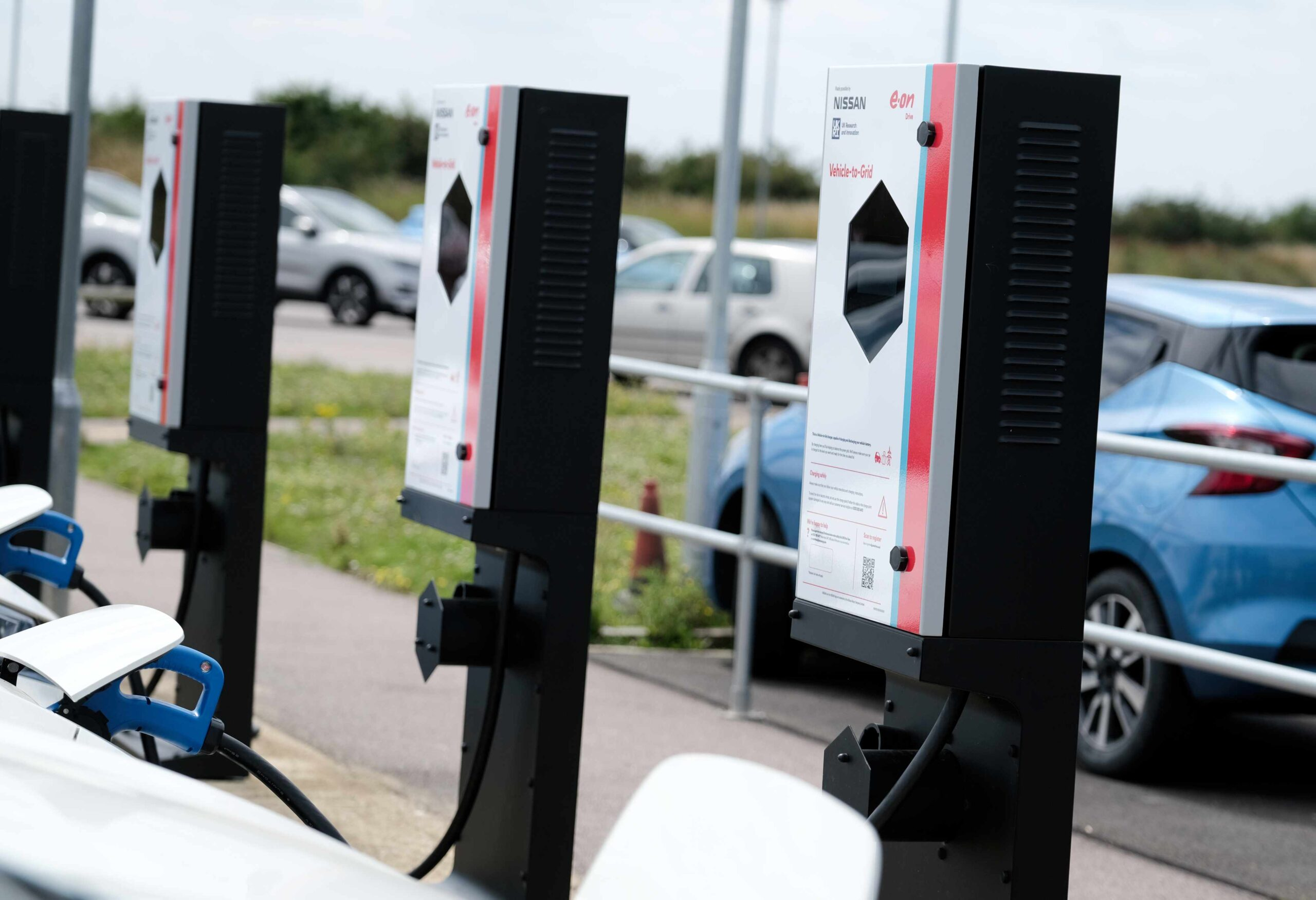 Nissan, E.ON Drive y el Imperial College resaltan el ahorro de emisiones y las ventajas económicas de la tecnología Vehicle-to-Grid