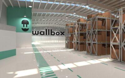 Wallbox invertirá 9 millones en una fábrica de recarga de coches en Barcelona