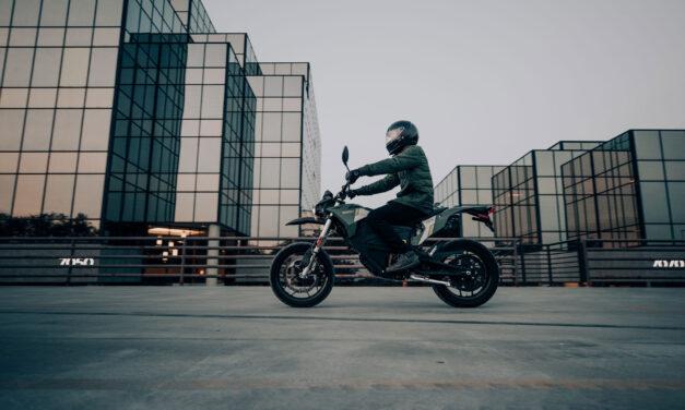 Zero FXS, la opción eléctrica con estilo 'supermotard' para la ciudad