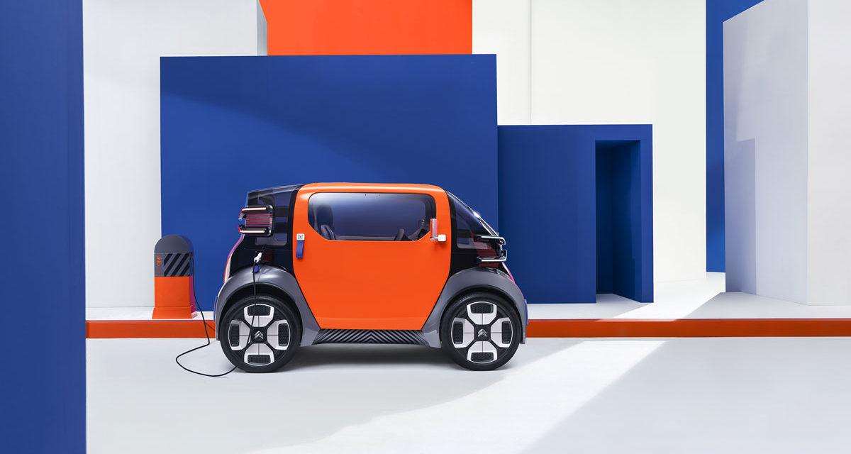 Citroën presenta el Ami One Concept, su visión de la movilidad urbana