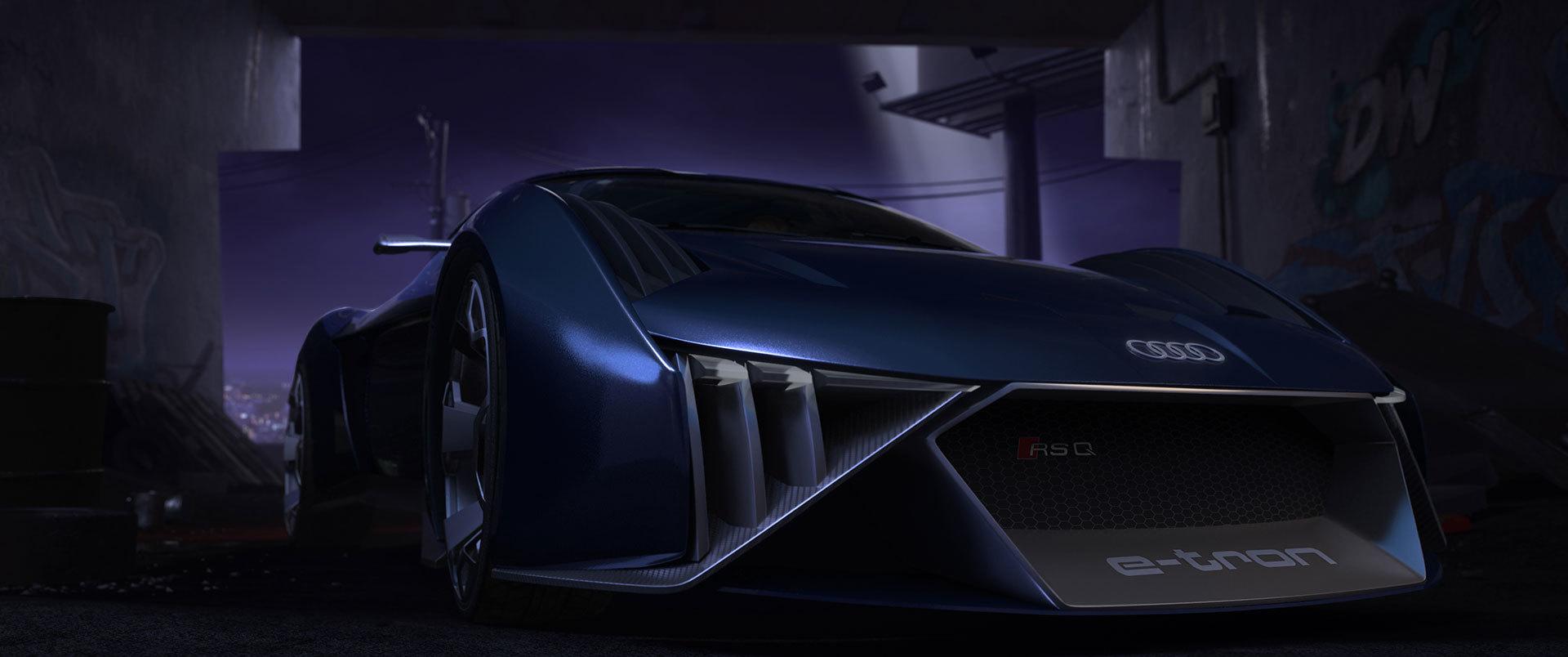 Audi RSQe-tron