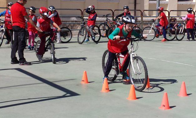 Las bicis entrarán en las aulas valencianas