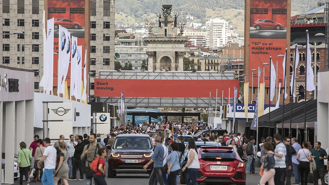 La electrificación será la protagonista de las actividades de Automobile Barcelona 2021
