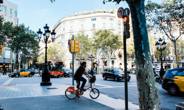 Barcelona, capital europea de la movilidad urbana
