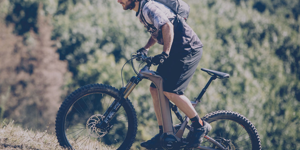 BH presenta la nueva gama E-Bike Xtep