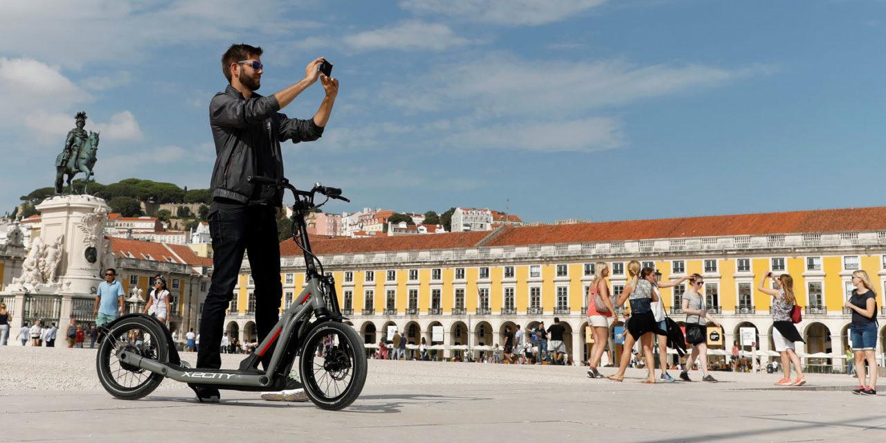 BMW lanza al mercado el X2 City, su patín 100 % eléctrico