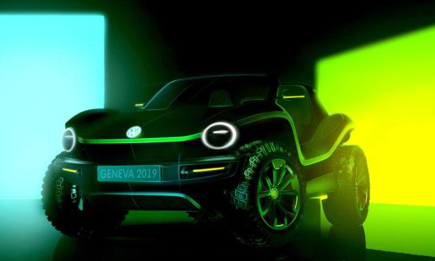 El 'buggy' vuelve… Ahora en versión eléctrica
