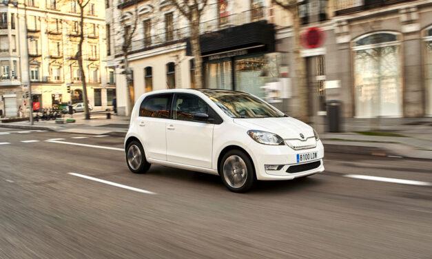 Skoda Citigo iV: movilidad eléctrica urbana y de fácil uso
